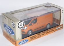 Ford Transit Custom V362 Orange Glow Collectors Model Scale 1/43 51276 P